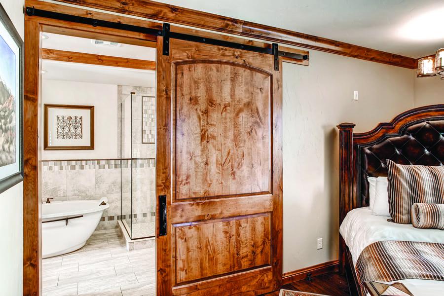 Building Materials interior Barn Door