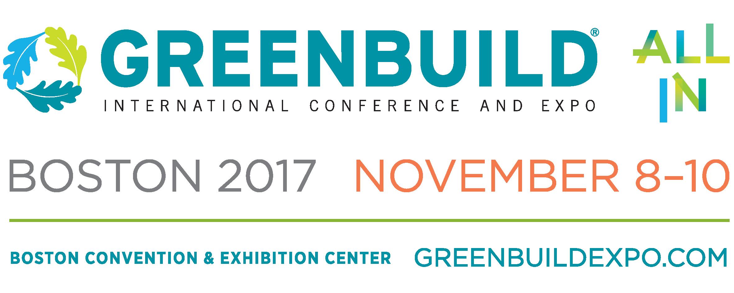 Green Build 2017
